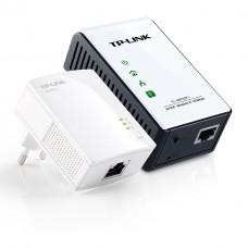 TL-WPA271KIT آداپتور AV200 Powerline بیسیم Starter Kit سری N با سرعت 150Mbs