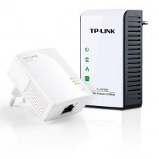 TL-WPA281KIT آداپتور  AV200 بیسیم Powerline Extender Starter Kit سری N با سرعت 300Mbs