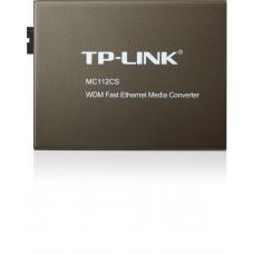 MC112CS مبدل فیبر  WDM Media  با سرعت 10/100Mbps