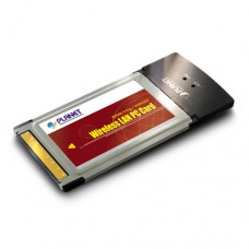 WML-3565 آداپتور 802.11g Wireless MIMO PC Card