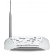 TD-W8151N مودم روتر +ADSL2 بیسیم سری N با سرعت 150Mbps