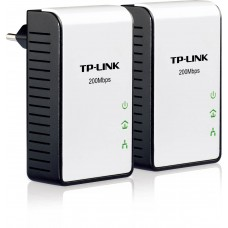 TL-PA211KIT آداپتور AV200 Mini Multi-Streaming Powerline Starter Kit