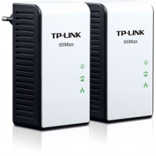 TL-PA511KIT آداپتور AV500 Gigabit Powerline سری  Starter Kit